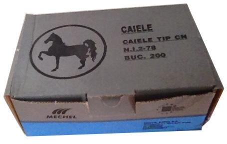 Caiele de potcoave pentru cai. Cutie de caiele 200 buc